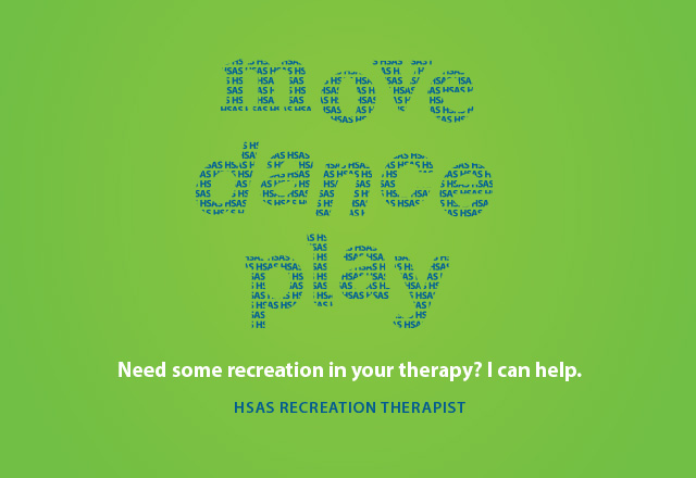 HSAS Recreation Therapist