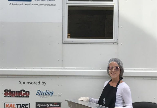 Regina Food Bank's Mobile Pantry